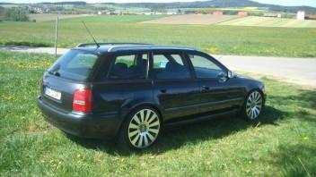 Techno -Audi A4 Avant