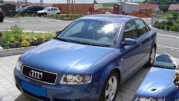 Rowdy -Audi A4 Limousine