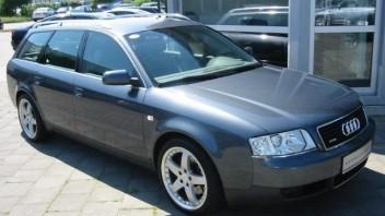 chilichef -Audi A6 Avant