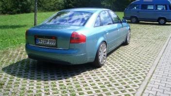 A8teller -Audi A6