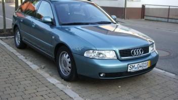 tdimike -Audi A4 Avant