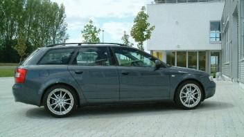 triple -Audi A4 Avant