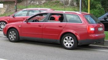 WaWiBu -Audi A4 Avant