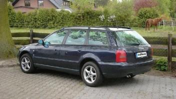 Acid Jack -Audi A4 Avant