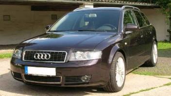 cpk -Audi A4 Avant