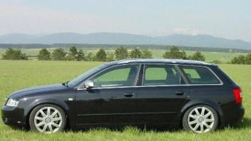 Cult1 -Audi A4 Limousine