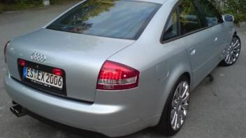 Audi3litera6 -Audi A6