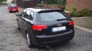 scorprulz -Audi A3