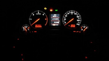 SprintblauV6 -Audi A4 Avant
