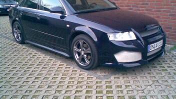 Jotter13 -Audi A4 Limousine
