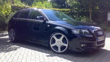 Bonestorm -Audi A3
