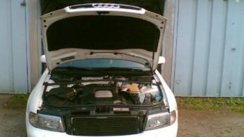 Cinder -Audi A4 Limousine