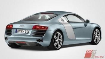 Audi-Fanatiker(Vater) -Audi R8