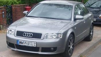 Ben A4 2.0 -Audi A4 Limousine