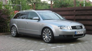 macfly -Audi A4 Avant
