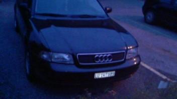 Audi_TT -Audi A4 Limousine