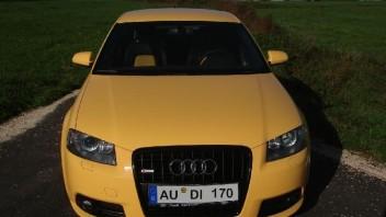 delorian -Audi A3
