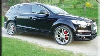 Hansimaus -Audi Q7