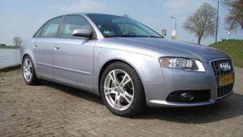 der-hollaender -Audi A4 Limousine
