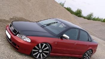 Highwayman -Audi A4 Limousine