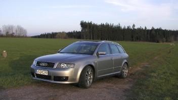 Chryser -Audi A4 Avant