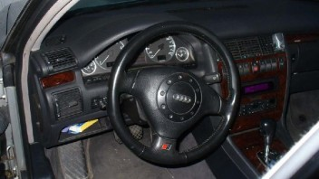 Audi80_td -Audi A8