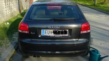 Benzi -Audi A3
