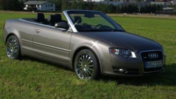 skidiesel -Audi A4 Cabriolet