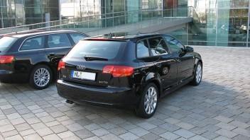 golic -Audi A3