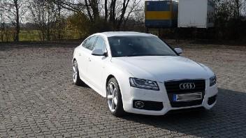 Adeltraut -Audi A5 Sportback