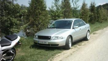 Kazi25 -Audi A4 Limousine