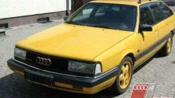 oldschool-cars -Audi 200