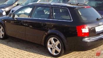 Benman -Audi A4 Avant