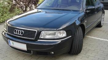 LongRanger -Audi A8