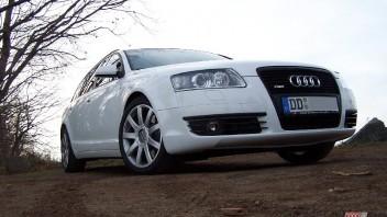 bieli's Dad -Audi A6 Avant