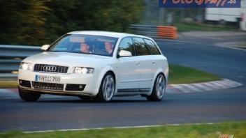 t-low -Audi A4 Avant