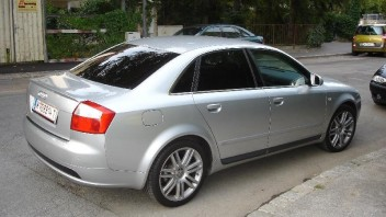 gaLLL -Audi A4 Limousine