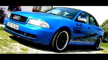 ManeyA4B5 -Audi A4 Limousine