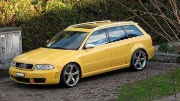 zanthos -Audi RS4