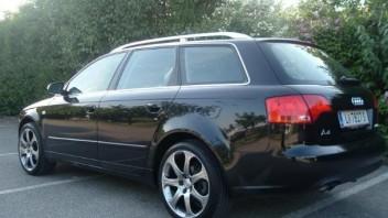 Ligure -Audi A4 Avant