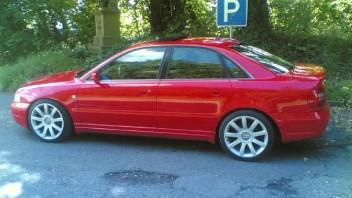 S4ABT -Audi S4