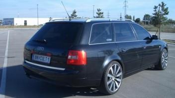 Lowdriver -Audi A6 Avant