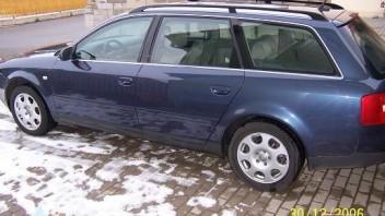 Christian Hagn -Audi A6 Avant