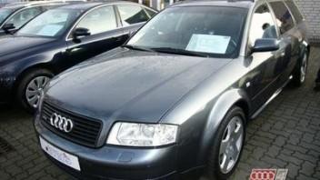 audi-turbo -Audi A6 Avant
