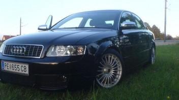 A4_dynamic -Audi A4 Limousine