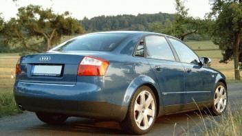 Killah202 -Audi A4 Limousine