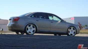 Brooklyn -Audi A4 Limousine
