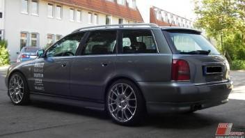 Mein Alter -Audi A4 Avant