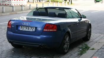 Der Auditor -Audi A4 Cabriolet