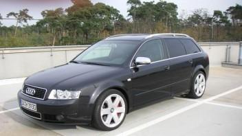 Razor (Auto ist verkauft) -Audi A4 Avant